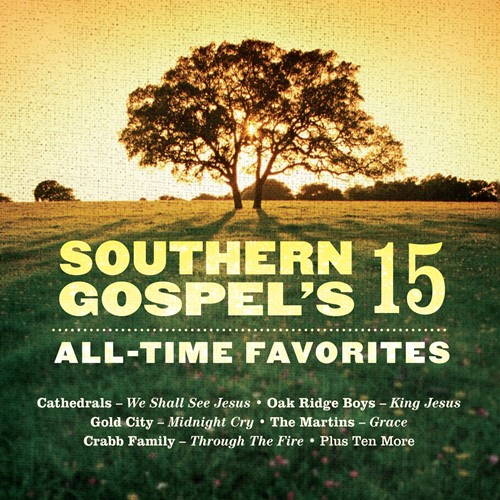 Southern Gospel - 15 All Time Favourites (CD)