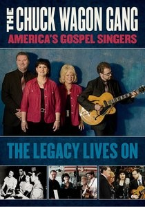 Americas Gospel Singers, The Legacy Live (CD)