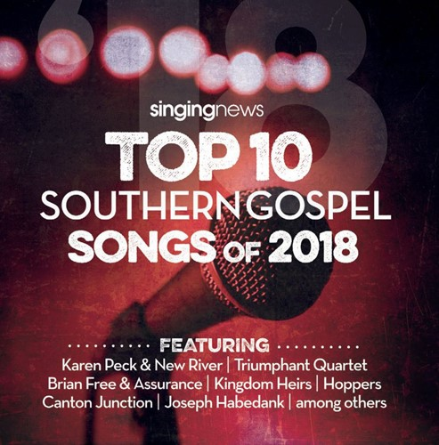 Singing News Top 10 2018 (CD)
