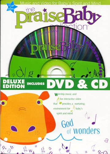 Praise Baby God Of Wonders Cd & (DVD)