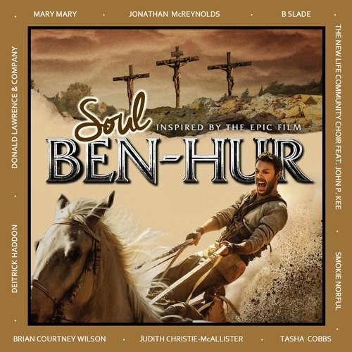 Soul Inspired By Ben Hur Epic Film (CD)