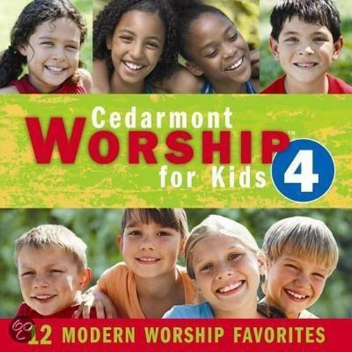 Cedermant Worship For Kids 4 (CD)