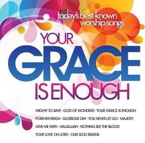 Your Grace Is Enough (CD)