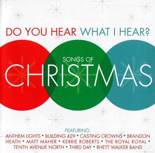Do You Hear What I Hear (CD)