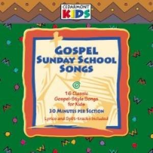 Gospel Sunday School Songs (CD)