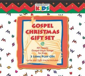 Gospel Christmas Gift Set (CD)