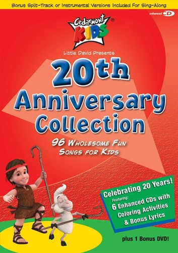 20th Anniversary Celebration (CD)