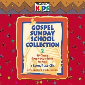 Gospel Sunday School Collection (CD)