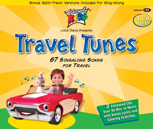 Travel Tunes (CD)
