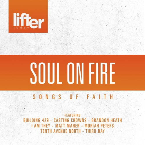 Soul On Fire - Songs Of Faith (CD)