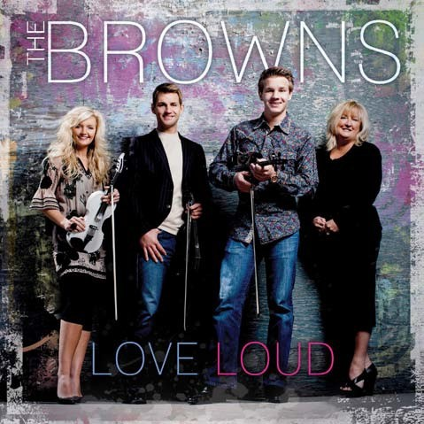 Love Loud (CD)