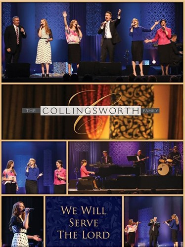 We Will Serve The Lord (DVD)
