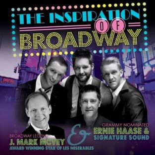 The Inspiration Of Broadway (CD)