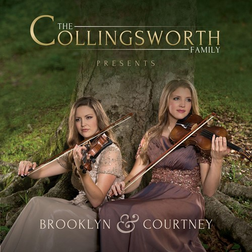 Brooklyn And Courtney (CD)