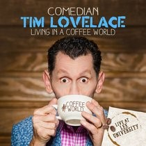 Living In A Coffee Word (CD)