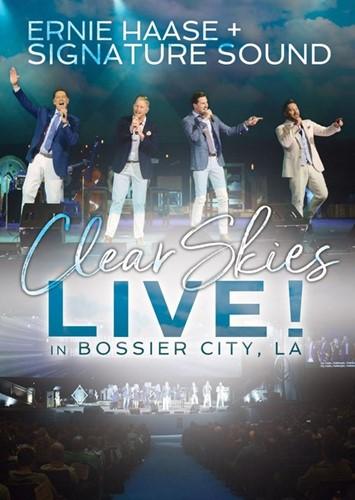 Clear Skies Live! (CD)