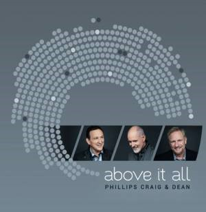 Above It All (CD)