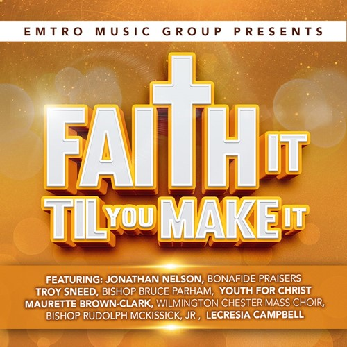 Faith It Til You Make It (CD)