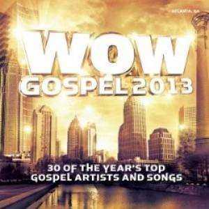 Wow Gospel 2013 (2CD) (CD)