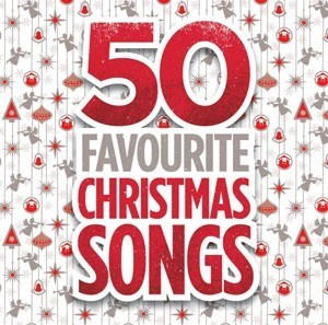 50 favourite Christmas songs (CD)