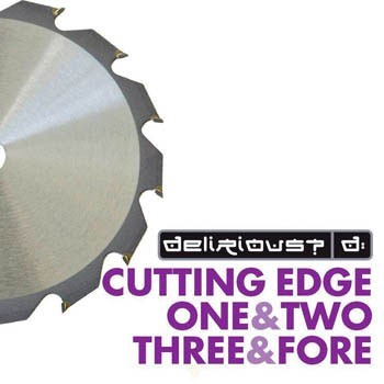 2 for 1: cutting edge 1&2/3&4 (CD)