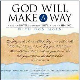 God will make a way musical (CD)