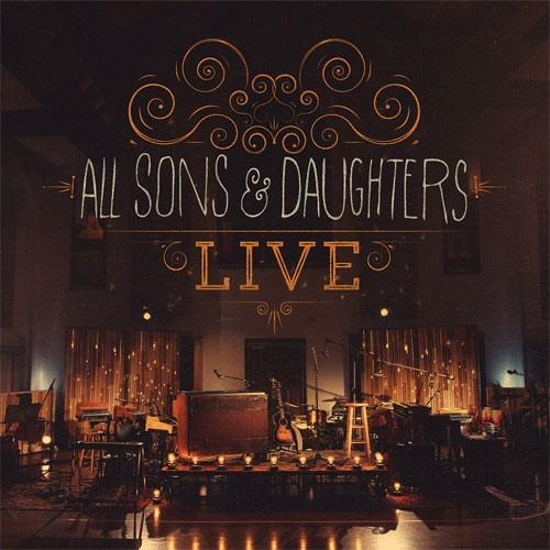 All Sons & Daughters (Live) (DVD)