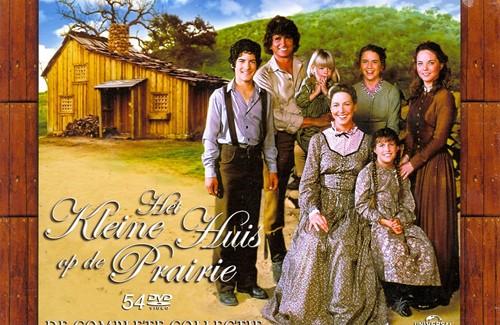 Kleine huis op de prairie (DVD)