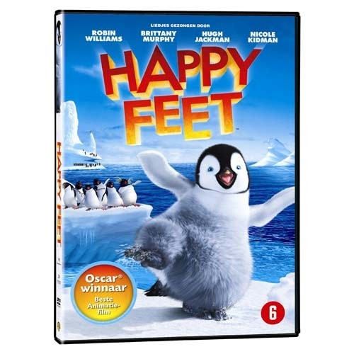 Happy Feet 1 (DVD)