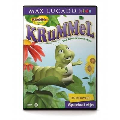 Krummel (Max Lucado) - Een Heel Gewone Rups (DVD)