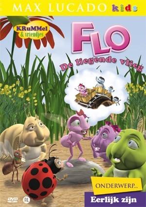 Krummel (Max Lucado) - Flo, de Liegende Vlieg (DVD)