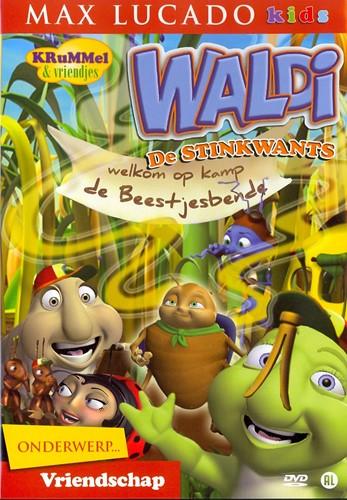 Krummel (Max Lucado) - Waldy de Stinkwan (DVD)