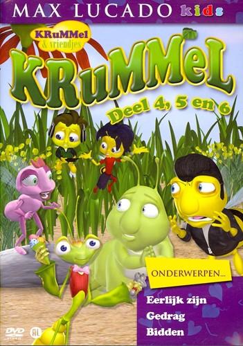 Krummel en zijn vriendjes - Collection 2 (Max Lucado) (DVD)