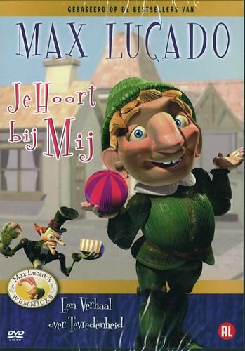Nerflanders  (Max Lucado) - Je hoort bij mij (DVD)