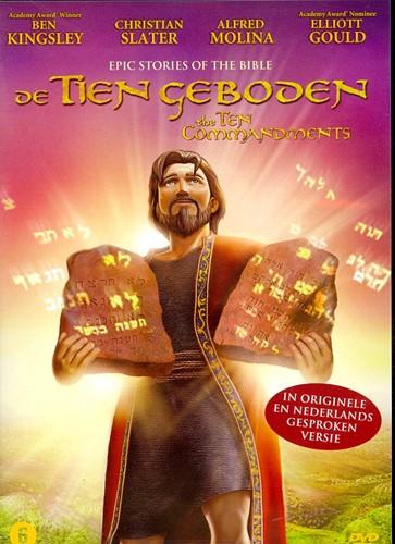 Tien Geboden, De (tekenfilm) Ten Command (DVD)