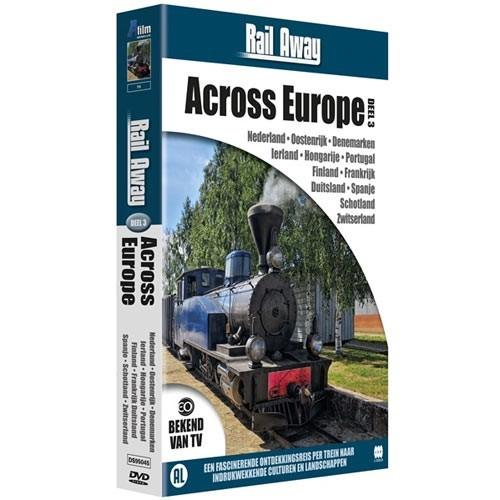 Rail Away : across Europe 3 (DVD)