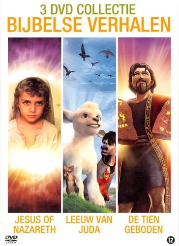 Bijbelse Verhalen (Jezus / Leeuw v Juda (DVD)