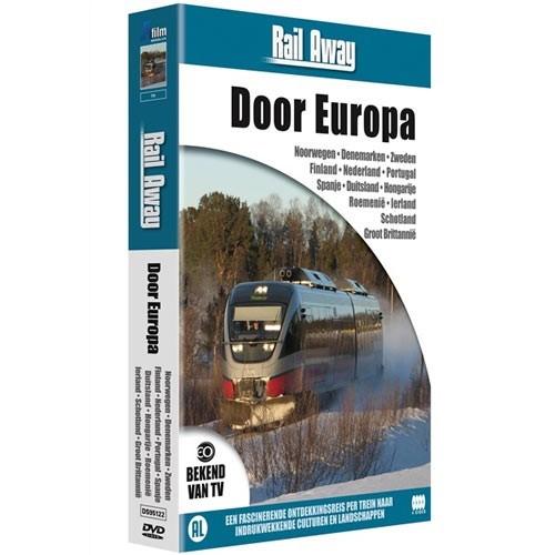 Rail Away : door Europa (DVD)