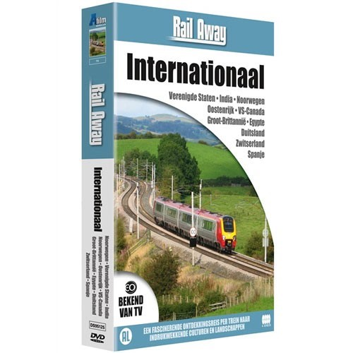 Rail Away : Internationaal (DVD)