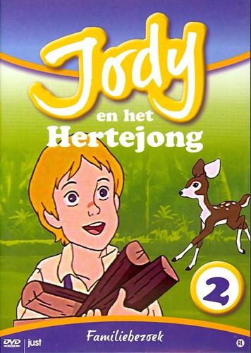 Jody en het hertejong 02 (DVD)