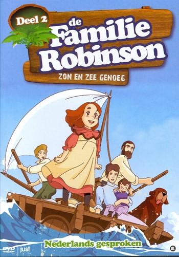 Familie Robinson deel 02 (DVD)