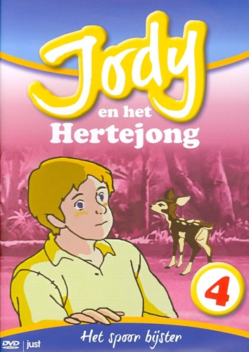 Jody en het hertejong 04 (DVD)