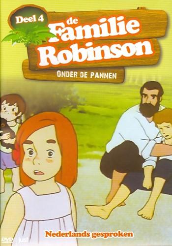 Familie Robinson deel 04 (DVD)