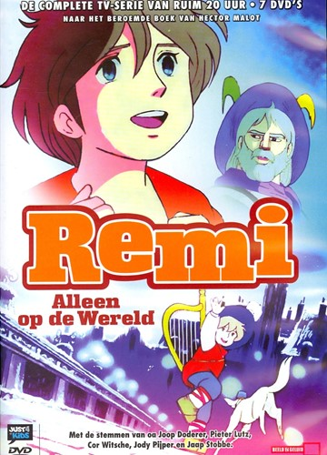 Alleen op de Wereld - Remi (7DVD) (anima (DVD)