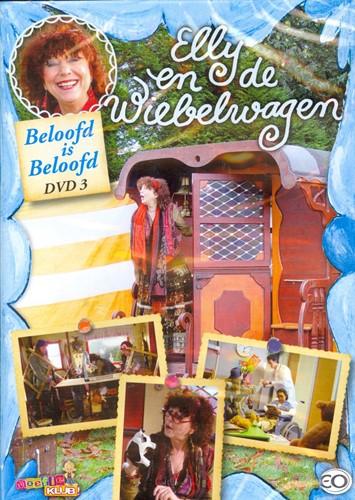Elly & De Wiebelwagen 4 (DVD)