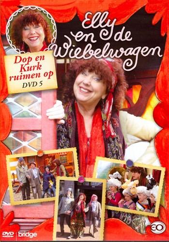 Elly & De Wiebelwagen 5 (DVD)