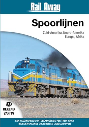 Rail Away Spoorlijnen (DVD)