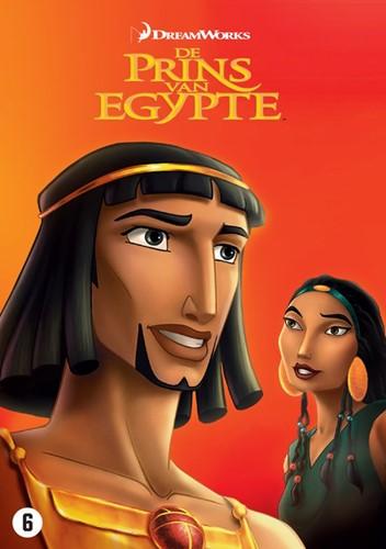 Mozes, prins van Egypte (DVD)