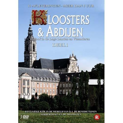 Kloosters & Abdijen (deel 1) (DVD)