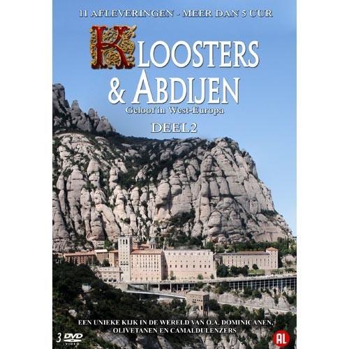 Kloosters & Abdijen (deel 2) (DVD)
